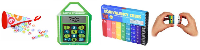 Math themed stocking stuffer ideas for kids from And Next Comes L