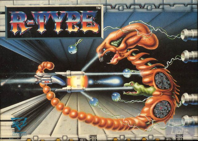 R-TYPE 2IN1 (COMMODORE AMIGA)