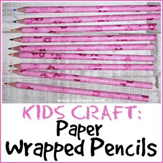 WrappedPens wesens-art.blogspot.com