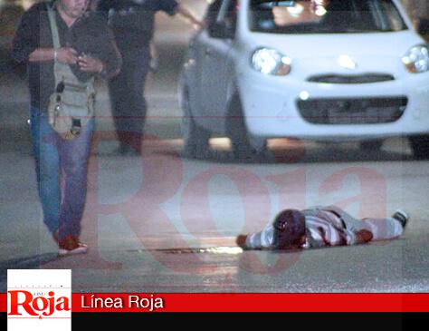Asesinan a un hombre en la calle, afuera de un bar de Playa del Carmen