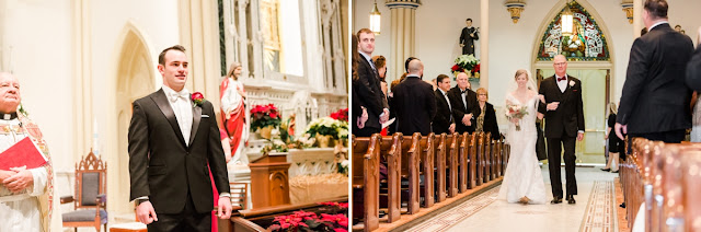 Annapolis, MD Wedding Photography St. Mary's Church by Heather Ryan Photography