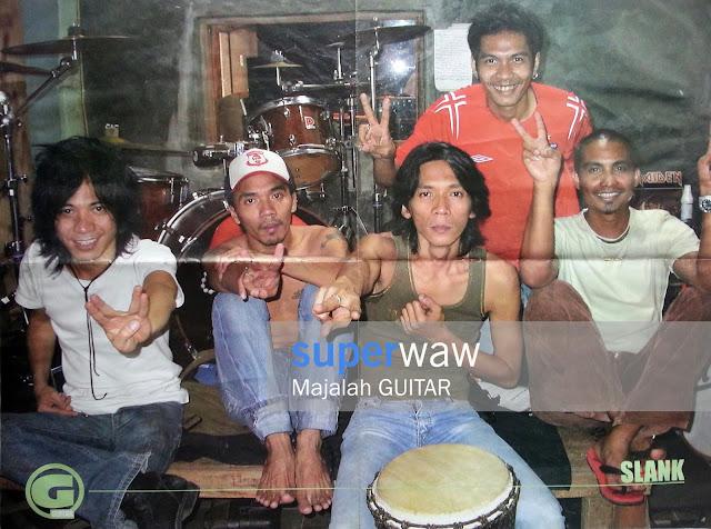 Poster Band Slank