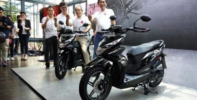 Honda Beat Street eSP Bertampang Macho bagi Petualang