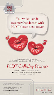 PLDT Unlimited NDD Calls