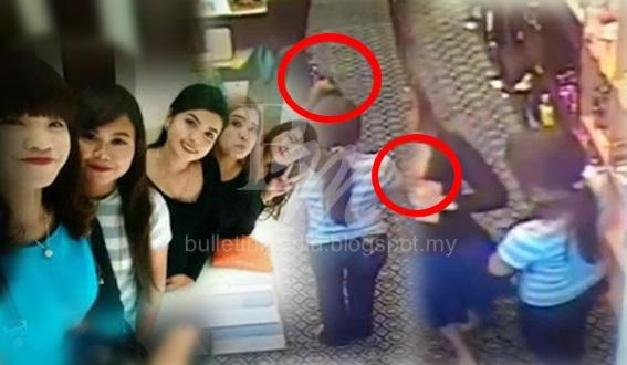 "Licik 4 Bersaudara .. lepas "" PROJEK "" di pusat kecantikan sempat lagi BERSELFIE (4 Gambar)"
