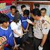 Polres Bangkalan Release 10 Tersangka Kasus Narkoba dan Curanmor