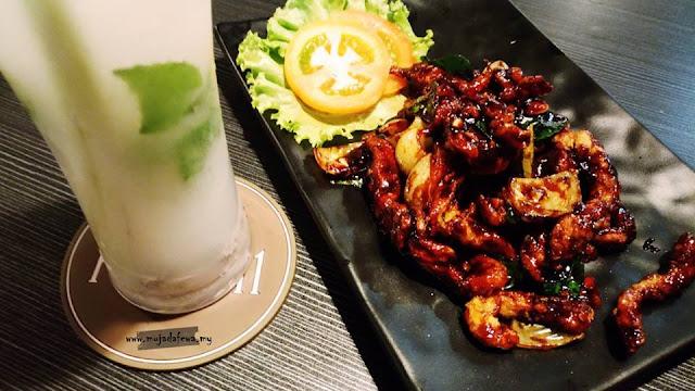 review restoran kgrill kota bharu, restoran bbq pertama kelantan