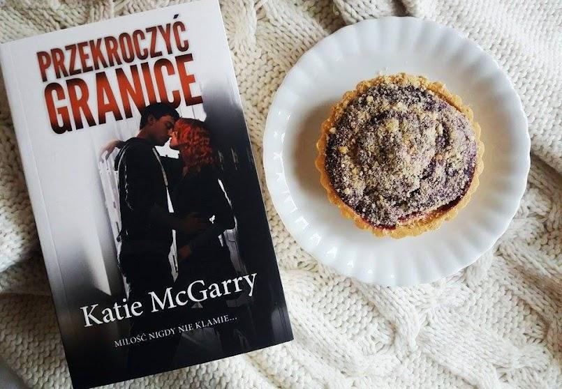 Przekroczyć granice - Katie McGarry