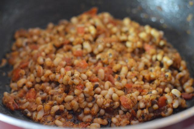 Black Eyed Beans Recipe
