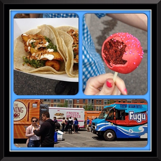 Boston Food Truck Food Blog