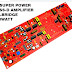 Power Class-D Full-bridge Amplifier - D2K PCB Gerber File