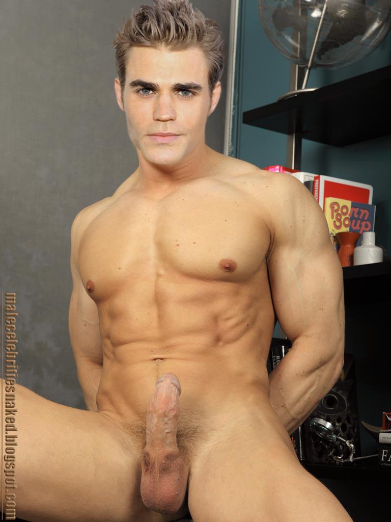 paul wesley naked