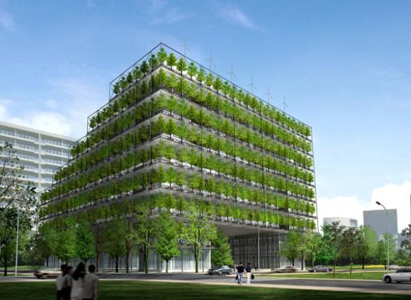 Penerapan Green Architecture Di Indonesia Green