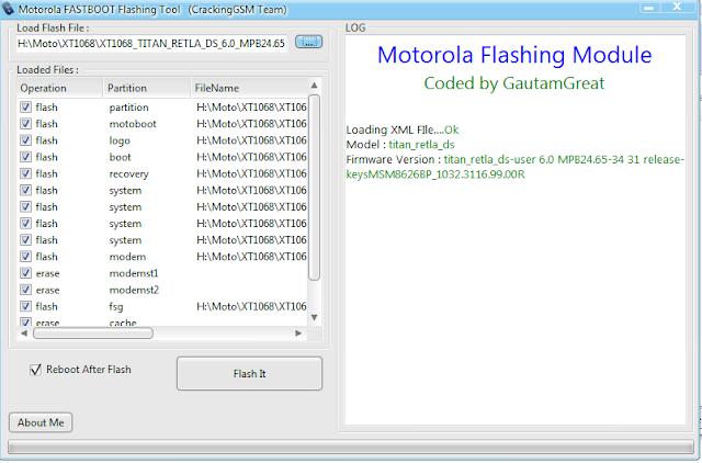 Motorola Flashing Tool All New Model Supported Free Download