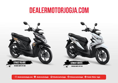 Spesifikasi Lengkap Honda New BeAt Street eSP