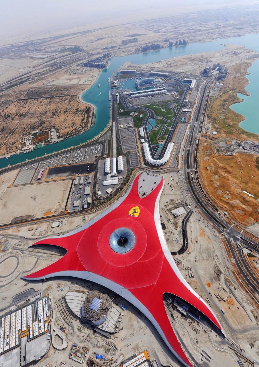 10 Amazing & Scariest Rollercoasters in the World | Formula Rossa, Ferrari World, Abu Dhabi, United Arab Emirates