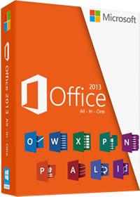Microsoft Office 2013 Torrent - x86 e x64 - Português + Crack / Serial