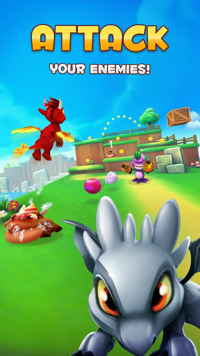 Download Dragon Land 2.5.5 for Android 4.0.3+ APK Terbaru ...