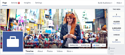 Facebook page Redesign – What's new, what's missing!
