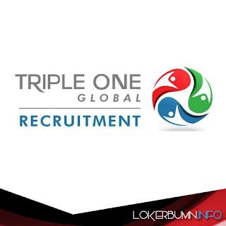 Reqruitmen Triple One Global (TOG), Lowongan Kerja untuk banyak posisi di buka oleh perusahaan yang bergerak di bidang IT Consultant