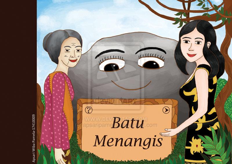 Cerita Rakyat Nusantara Cerita Rakyat Legenda Batu Menangis