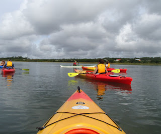 Kayaking and Summer Fun | Navigating Hectivity by Micki Bare