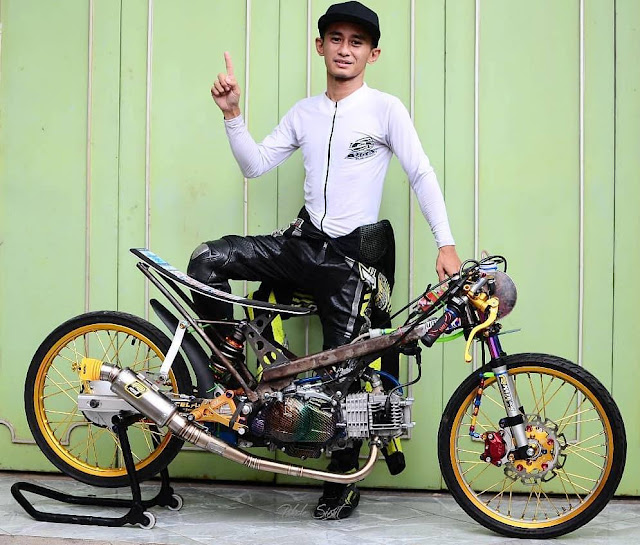 "YIR561 Auto Speed- DRAGBIKE TAKALAR 2018  : SANG MAESTRO DRAGBIKE INDONESIA "" EKO SULISTYO CHODOX """