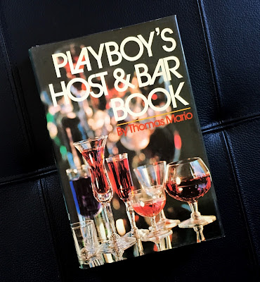 Playboy Host and Bar Book