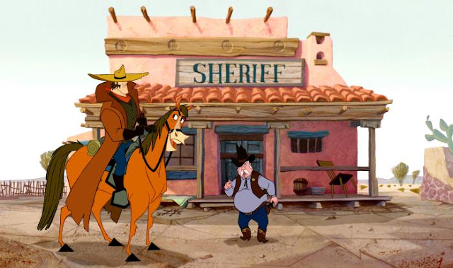 Rico, Buck and the Sheriff Home on the Range 2004 animatedfilmreviews.filminspector.com
