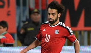 Mohamed Salah Siap Jalani Debut di Piala Dunia 2018