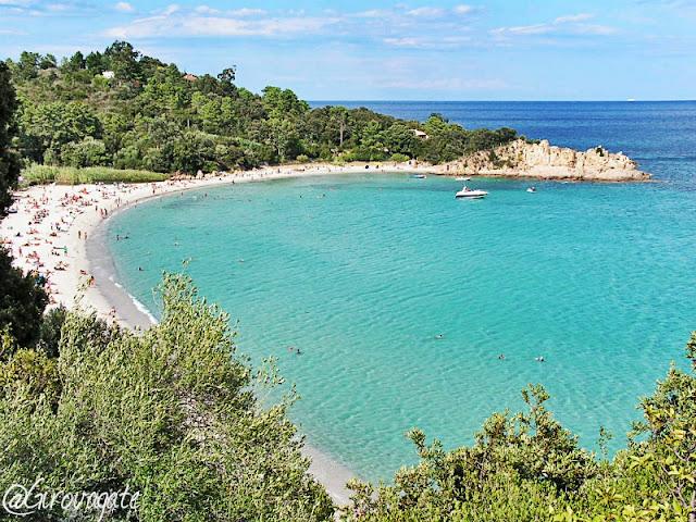 spiaggia canella corsica