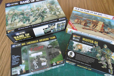 A journey into Bolt Action