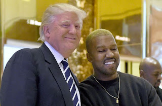 Why Kanye West admits He Loves Donald Trump Ideas