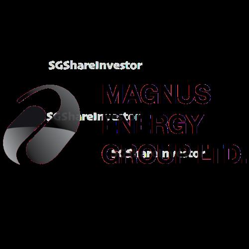 MAGNUS ENERGY GROUP LTD. (SGX:41S) @ SGinvestors.io
