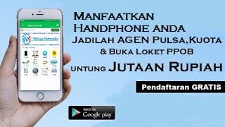 Server Pulsa Murah Wijaya Komunika