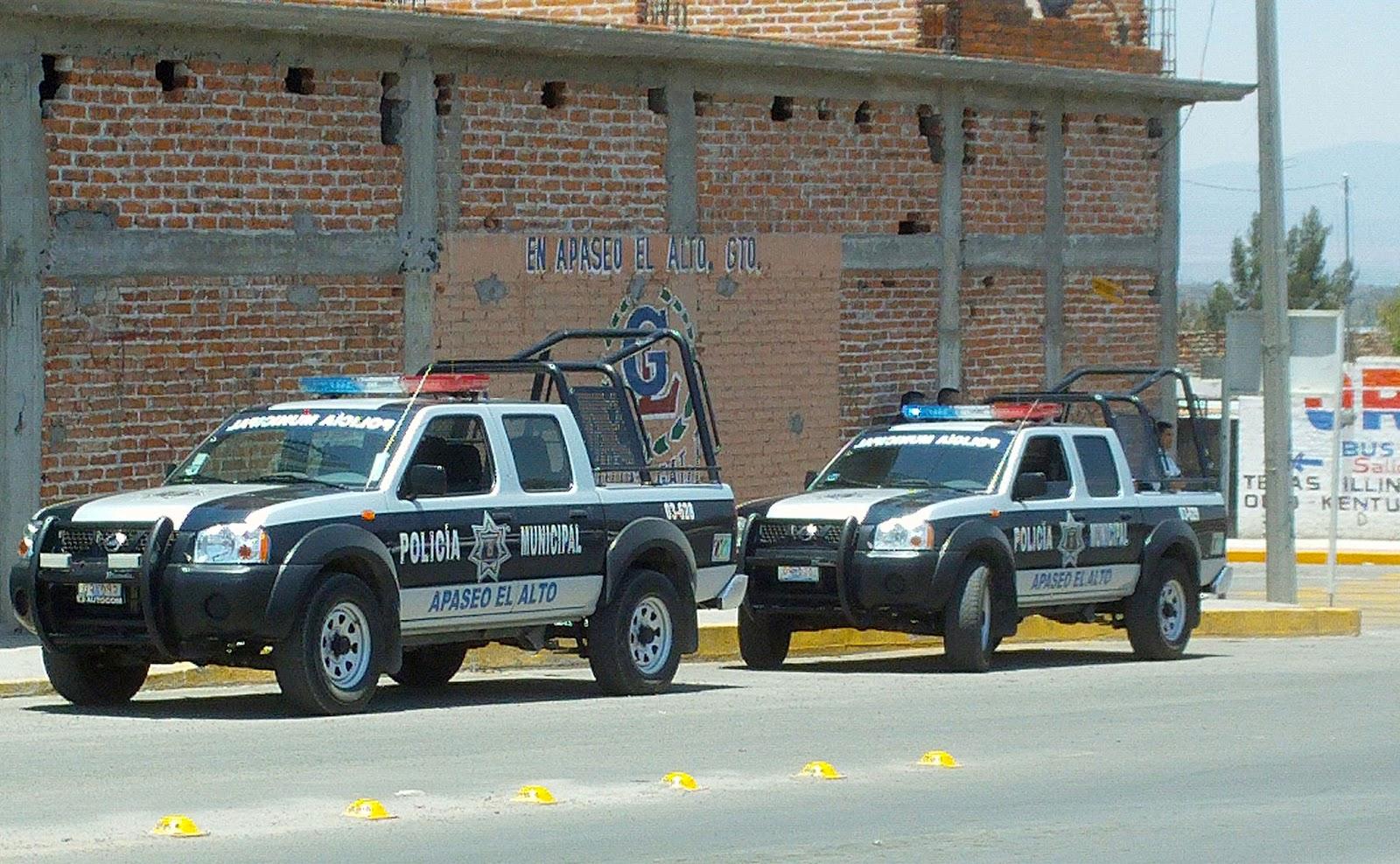 Balean y ejecutan a sujeto en Apaseo El Alto, Guanajuato