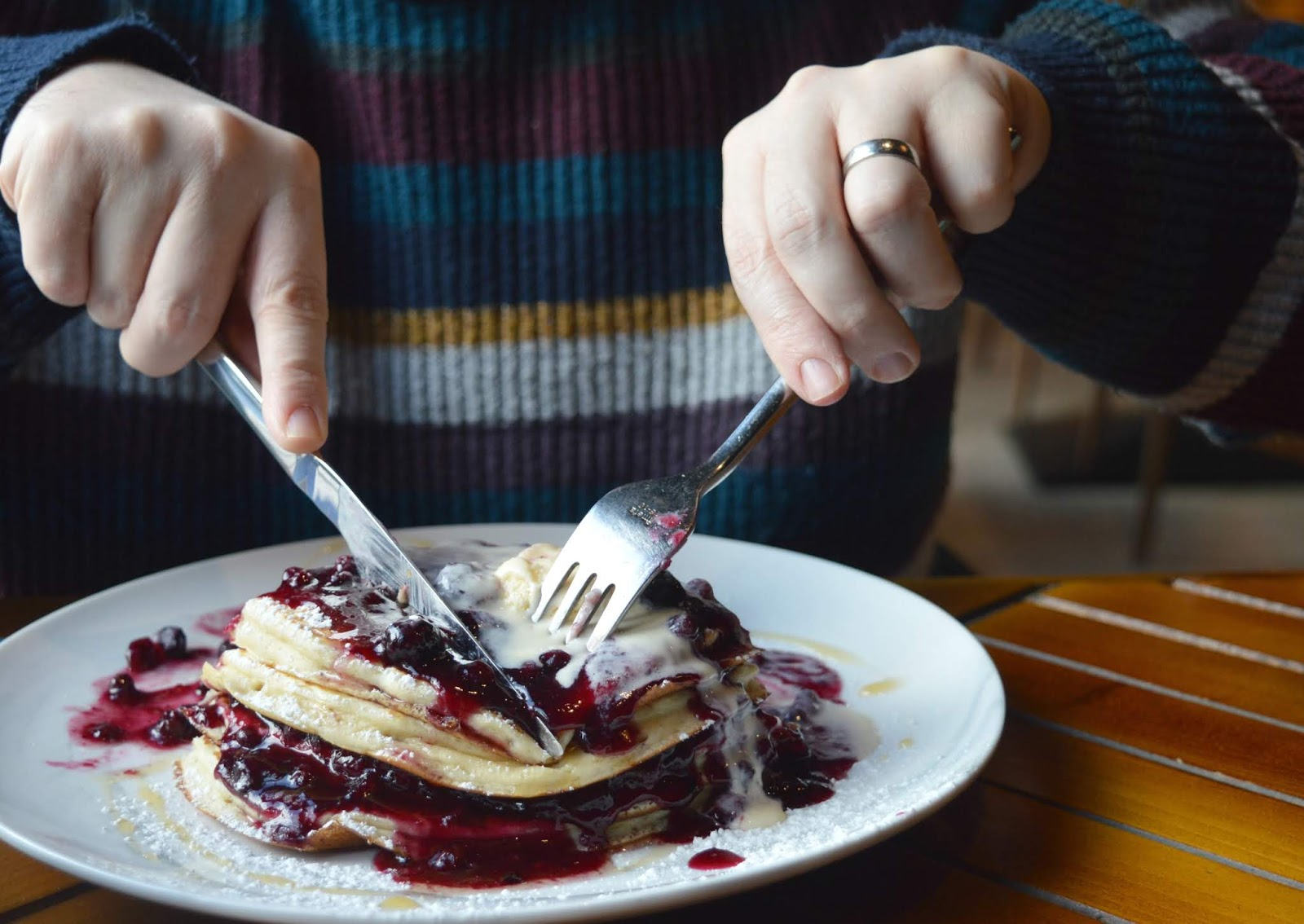 Where to enjoy the Best Pancakes in Newcastle and the North East on Pancake Day