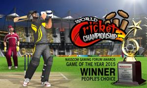World Cricket Championship 2 MOD APK 2.5 (Everything Unlocked)