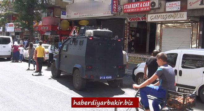 Diyarbakır Ofis'te esnaflar arasında silahlı kavga: 3 yaralı