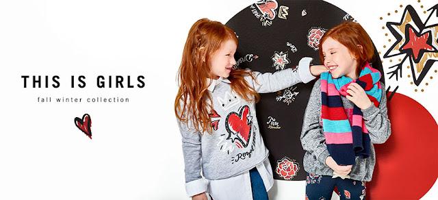 Accesorios de invierno para niñas moda 2018.