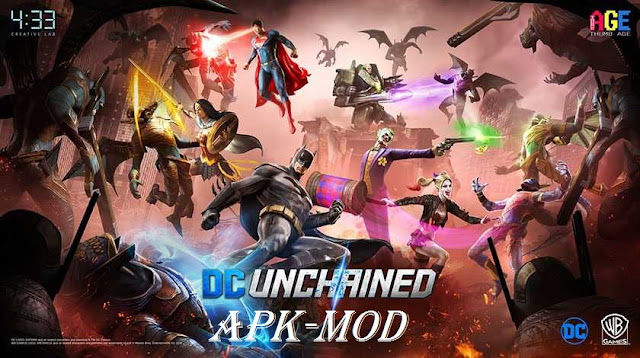 Download DC Unchained APK MOD Android Game