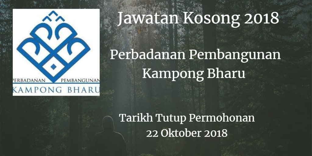 Jawatan Kosong PKB 22 Oktober 2018