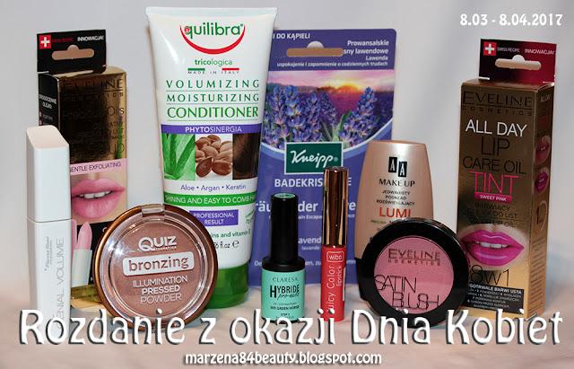beauty box konkurs lakier hybrydowy claresa eveline pierre rene