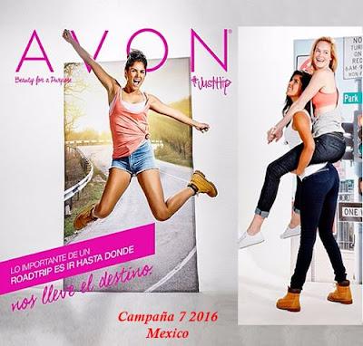 avon moda juvenil c-7 2016