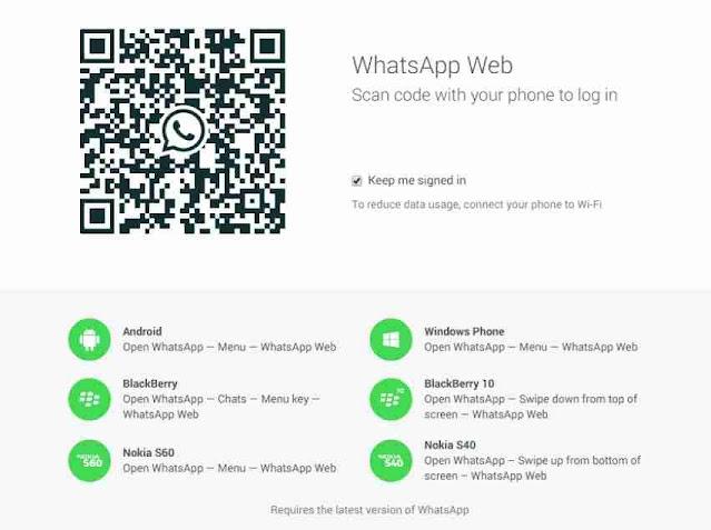 Cara Menghubungkan Whatsapp ke Laptop