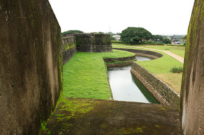 Tipu's fort at Palakkad