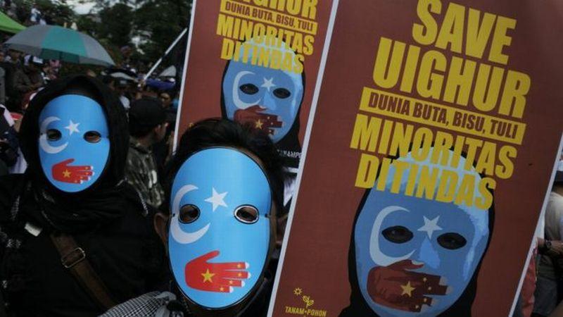 China Peringatkan Turki Soal Muslim Uighur