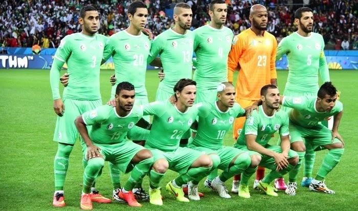 مباراة الجزائر ضد اثيوبيا match algeria vs Ethiopia