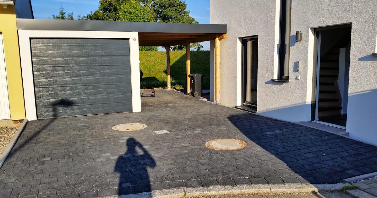jetzt neue adresse hausbau mit fertighaus weiss blog bautagebuch garage 3 0 wasser in. Black Bedroom Furniture Sets. Home Design Ideas