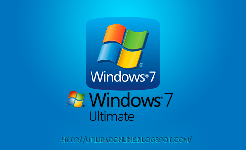Windows 7 Ultimate SP1 Español (32 y 64 bits)